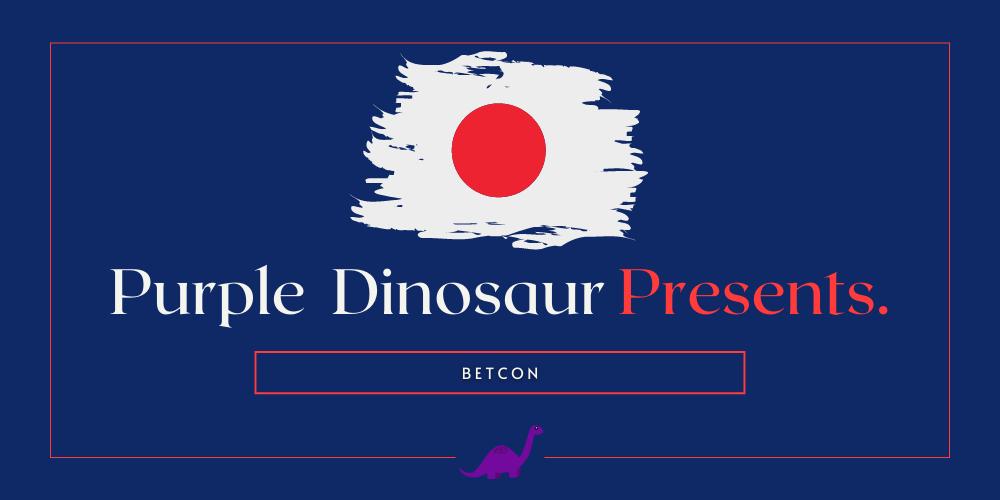 Purple Dinosaur Presents:  Betcon