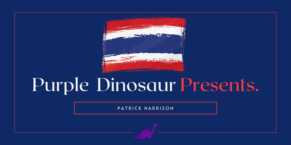 Purple Dinosaur Presents:  Patrick Harrison