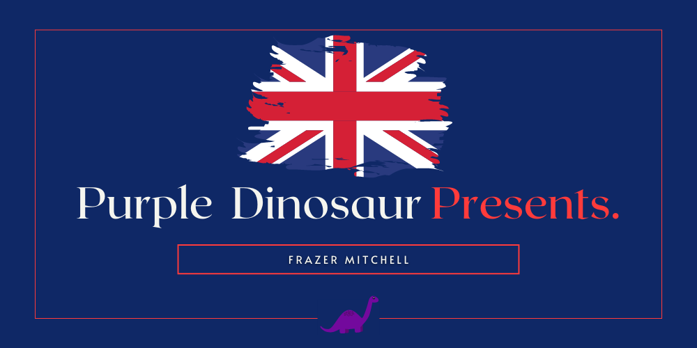 Purple Dinosaur Presents: Frazer Mitchell